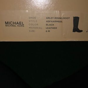 MICHAEL Michael Kors Shoes - MICHAEL Michael Kors Arley riding boots